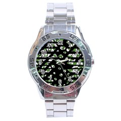 Freedom Stainless Steel Analogue Watch