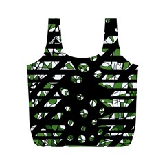 Freedom Full Print Recycle Bags (M)