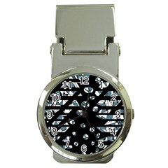 Blue freedom Money Clip Watches