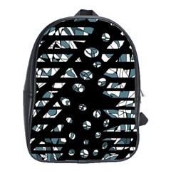 Blue freedom School Bags(Large)