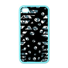 Blue freedom Apple iPhone 4 Case (Color)