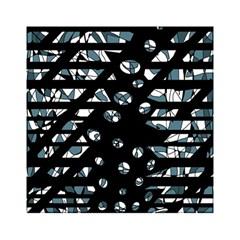 Blue freedom Acrylic Tangram Puzzle (6  x 6 )