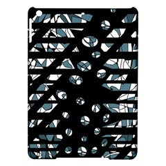 Blue freedom iPad Air Hardshell Cases