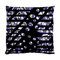 Purple freedom Standard Cushion Case (Two Sides)