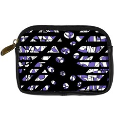 Purple freedom Digital Camera Cases