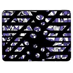 Purple freedom Samsung Galaxy Tab 7  P1000 Flip Case