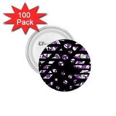 Violet freedom 1.75  Buttons (100 pack)