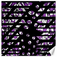 Violet freedom Canvas 20  x 20
