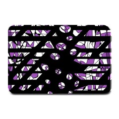Violet freedom Plate Mats