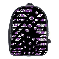 Violet freedom School Bags(Large)