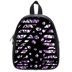 Violet freedom School Bags (Small)