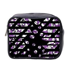 Violet freedom Mini Toiletries Bag 2-Side