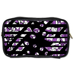 Violet freedom Toiletries Bags 2-Side