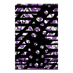 Violet freedom Shower Curtain 48  x 72  (Small)