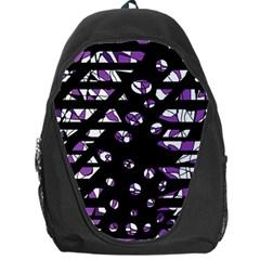 Violet freedom Backpack Bag