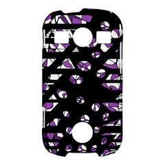 Violet freedom Samsung Galaxy S7710 Xcover 2 Hardshell Case
