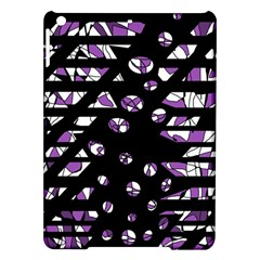Violet freedom iPad Air Hardshell Cases