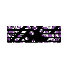 Violet freedom Satin Scarf (Oblong)