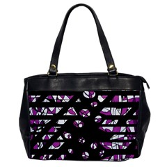 Magenta freedom Office Handbags
