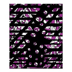 Magenta freedom Shower Curtain 60  x 72  (Medium)