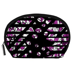 Magenta freedom Accessory Pouches (Large)