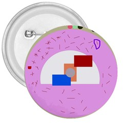 Decorative abstract circle 3  Buttons