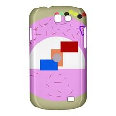 Decorative abstract circle Samsung Galaxy Express I8730 Hardshell Case