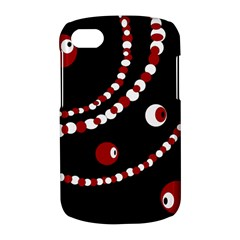 Red pearls BlackBerry Q10