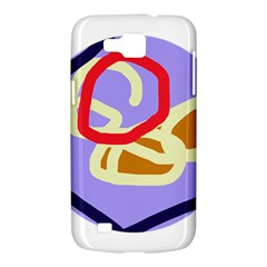 Abstract circle Samsung Galaxy Premier I9260 Hardshell Case