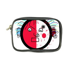 Angry transparent face Coin Purse