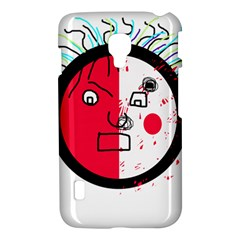 Angry transparent face LG Optimus L7 II