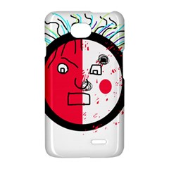 Angry transparent face LG Optimus L70