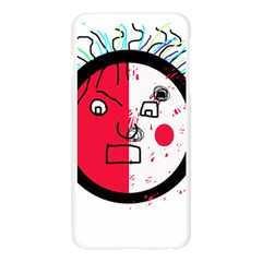 Angry transparent face Apple Seamless iPhone 6 Plus/6S Plus Case (Transparent)
