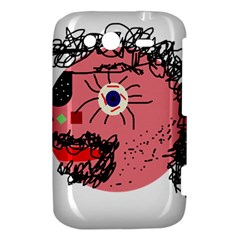 Abstract face HTC Wildfire S A510e Hardshell Case