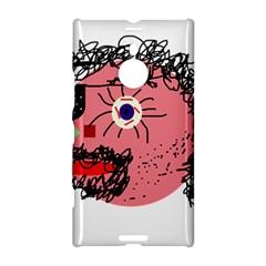 Abstract face Nokia Lumia 1520