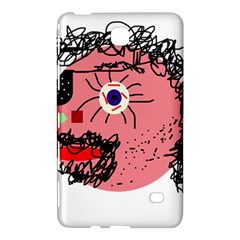 Abstract face Samsung Galaxy Tab 4 (8 ) Hardshell Case