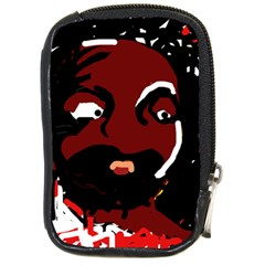 Abstract face  Compact Camera Cases