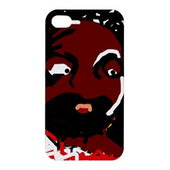 Abstract face  Apple iPhone 4/4S Hardshell Case