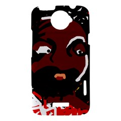 Abstract face  HTC One X Hardshell Case