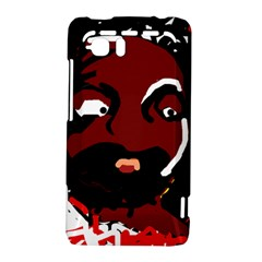 Abstract face  HTC Vivid / Raider 4G Hardshell Case