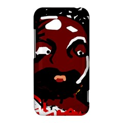 Abstract face  HTC Droid Incredible 4G LTE Hardshell Case