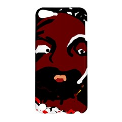 Abstract face  Apple iPod Touch 5 Hardshell Case