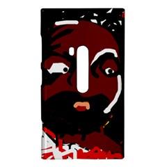 Abstract face  Nokia Lumia 920