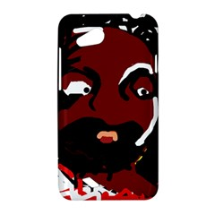 Abstract face  HTC Desire VC (T328D) Hardshell Case