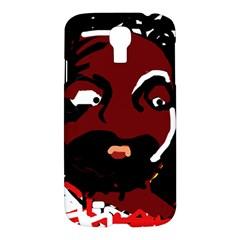 Abstract face  Samsung Galaxy S4 I9500/I9505 Hardshell Case
