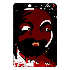 Abstract face  Amazon Kindle Fire HD (2013) Hardshell Case