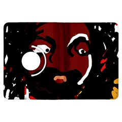 Abstract face  Kindle Fire HDX Flip 360 Case