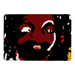 Abstract face  Samsung Galaxy Tab Pro 10.1  Flip Case