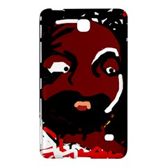 Abstract face  Samsung Galaxy Tab 4 (7 ) Hardshell Case