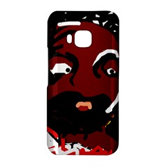 Abstract face  HTC One M9 Hardshell Case